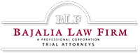 Bajalia Law Firm Retina Logo